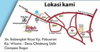 "Perumahan Syariah di Dramaga Bogor ""Refah Dramaga"""