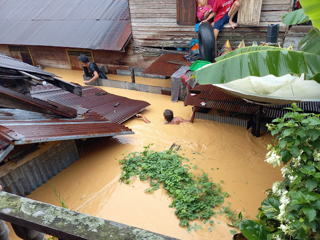 banjir barabai