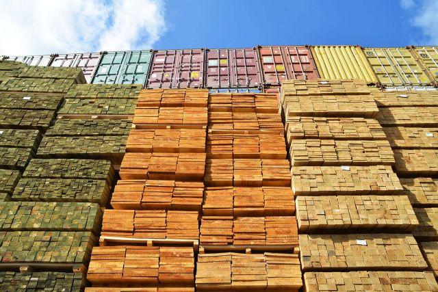 Exportaciones forestales