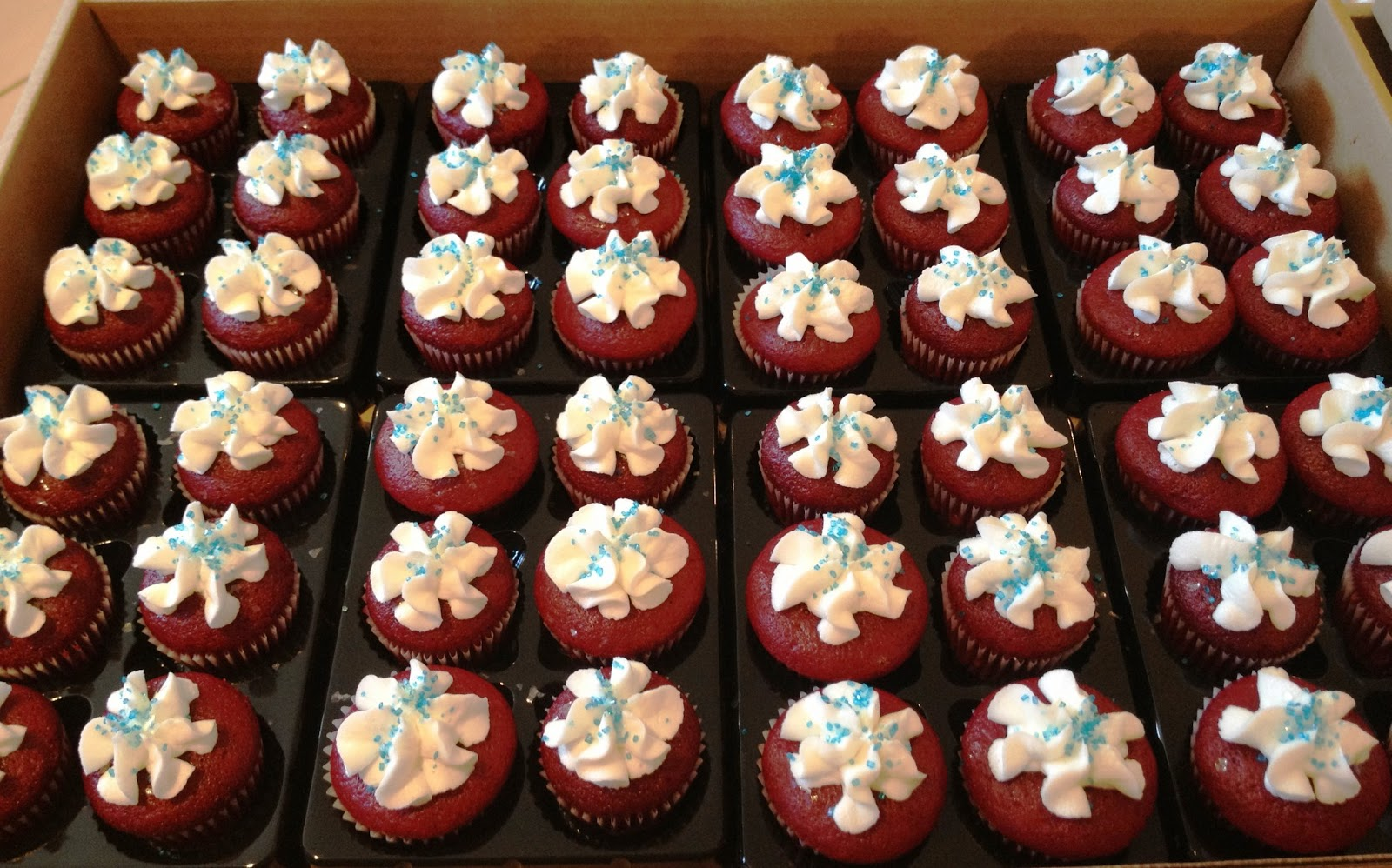Marymel Cakes Sweet 16 Tiffany Gift Box Amp Cupcakes