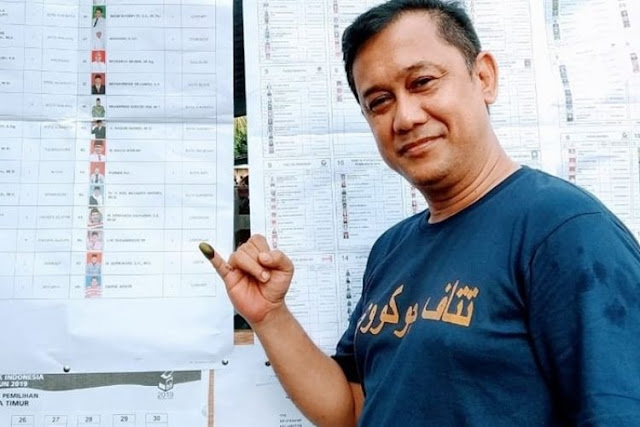 "Denny Zulfikar Chat Anaknya: ""Sayang, papa sudah niatkan jihad"""