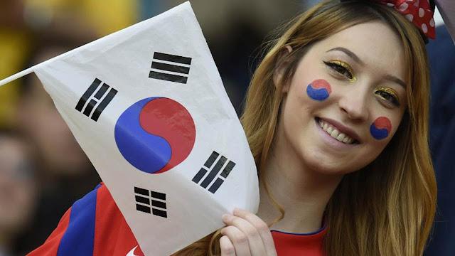 Korea Selatan dan Prancis Penghasil Wanita Tercantik di Dunia