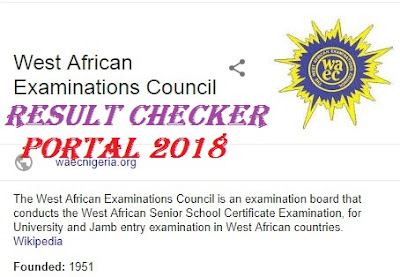WAEC Result Checker 2018/2019 | Click Here
