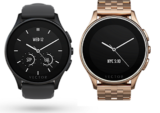 Vector Luna Smartwatch