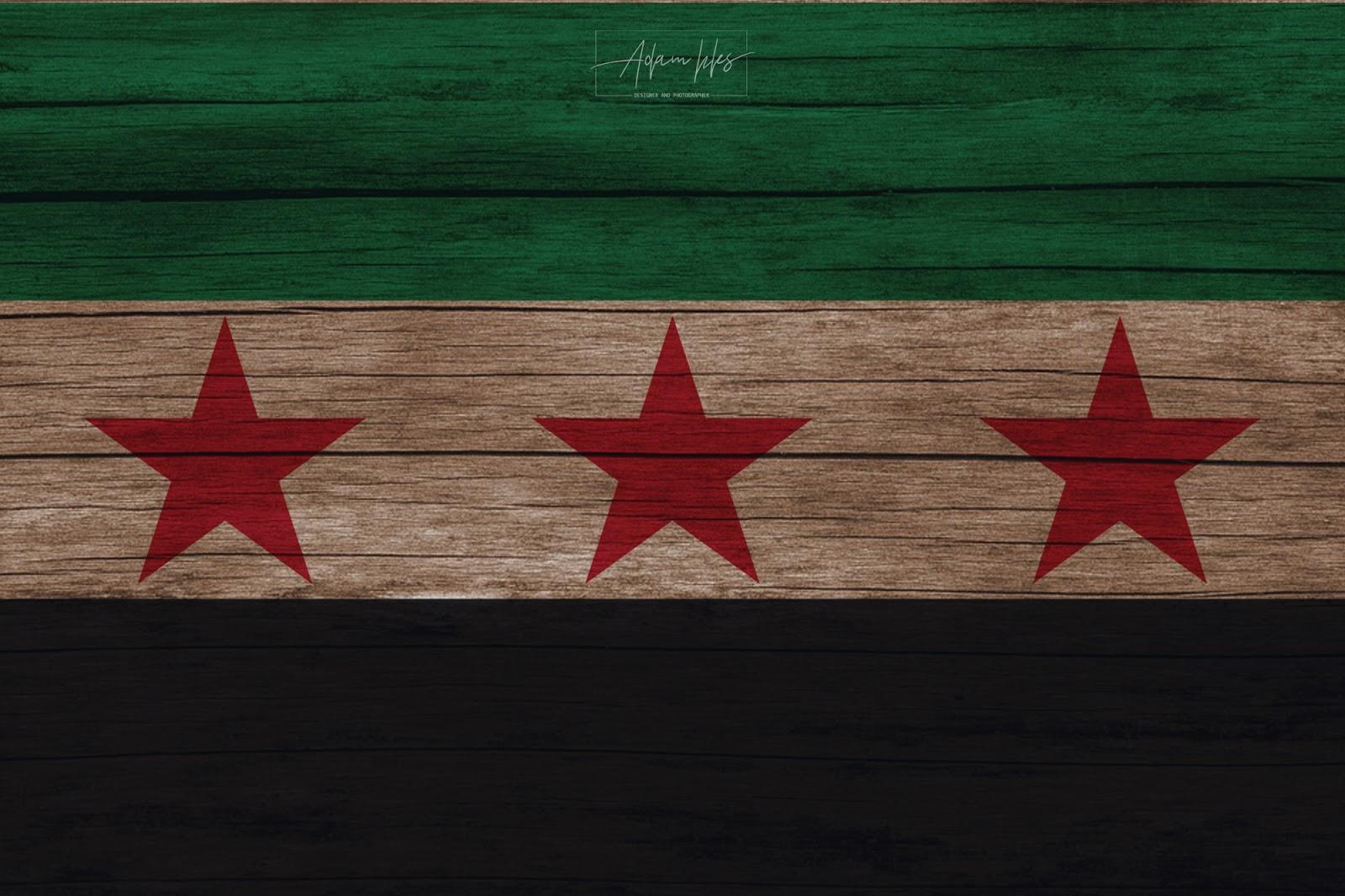 علم سوريا الحر