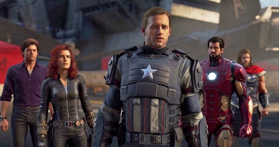 Marvel's Avengers Characters Roster