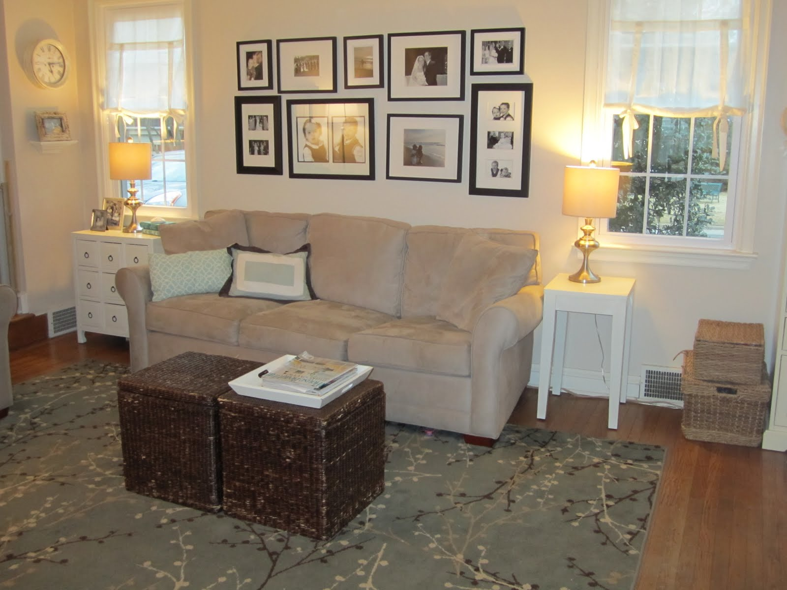 90d72774cac9 Swoon Style and Home  Home Swoon Home  How to Hang a Picture Wall