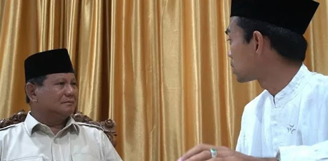Ustaz Somad Didesak Mundur dari ASN, Jubir BPN: Kepala Daerah Dukung 01 Kok Didiamkan?