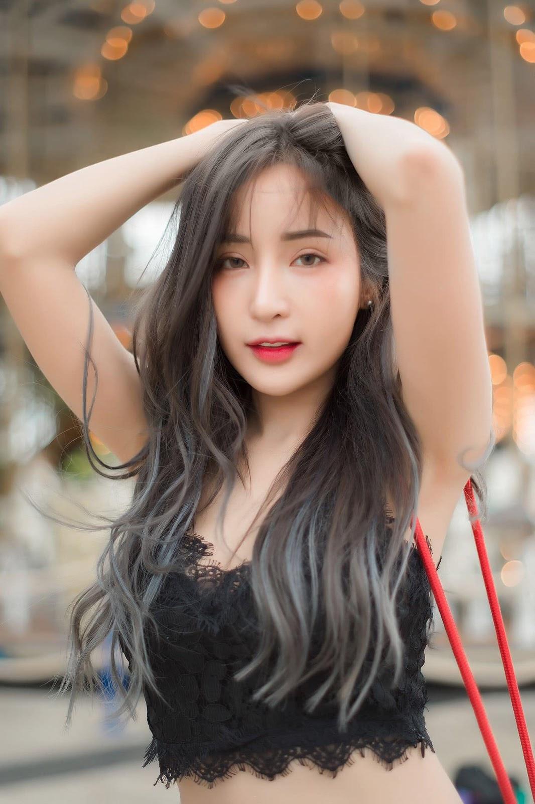 Thailand Hot Girl - Thanyarat Charoenpornkittada - My Memory Childhood Park - TruePic.net - Picture 8