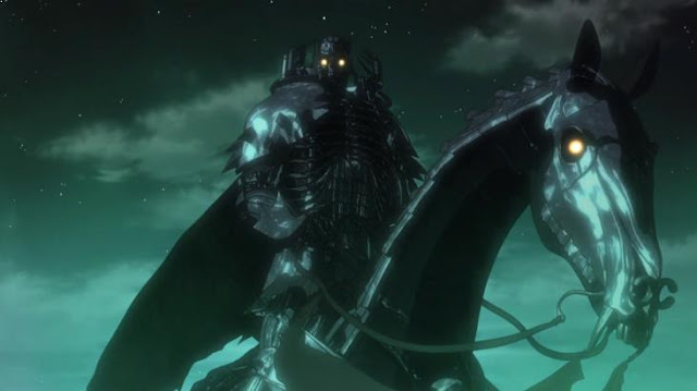 Skull Knight ( Berserk ) - Top Immortal Anime Characters
