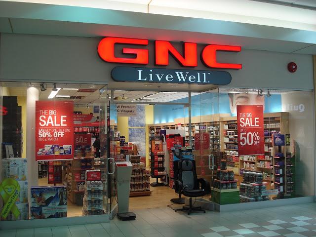 Suplementos alimenticios en Orlando: GNC