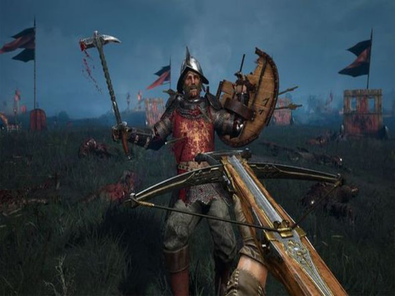 Chivalry 2 Highly Compressed Free Download