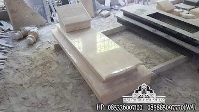 Makam Marmer Tulungagung Konstruksi Besi dengan Design Terbaru