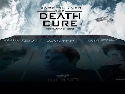 Maze Runner: The Death Cure - Poster & Trailer