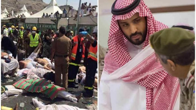Pangeran Arab Saudi yang dipancung