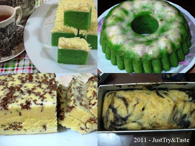 Resep Cake Kukus Tanpa Mixer Jtt: Tips Sukses Mengukus Cake