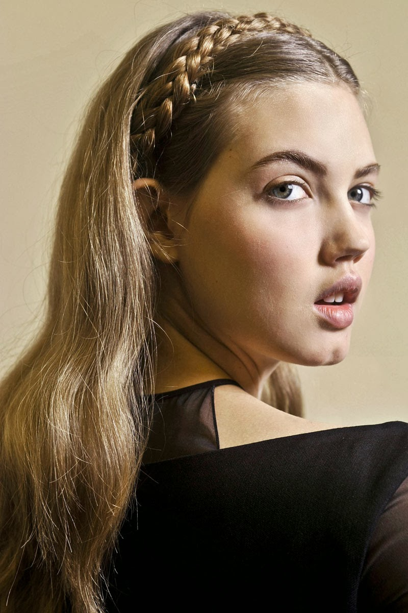 Imagen perfecta peinados diadema Galería De Consejos De Color De Pelo - Peinados y Tendencias de Moda: Cortes de pelo suelto con ...