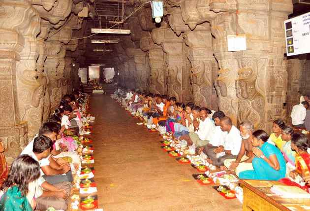 Srikalahasti Temple Rahu Ketu Pooja