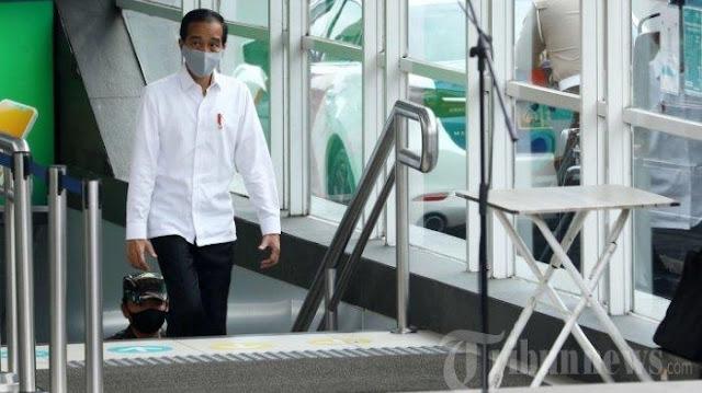 Jelang New Normal, Jokowi Tiba-tiba Akui Pemerintah Belum Bisa Kendalikan Virus Corona, Ada Apa?