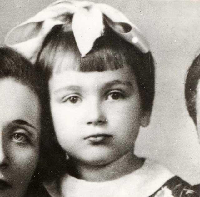 Bella Rodova, killed in Minsk on 30 January 1942 worldwartwo.filminspector.com