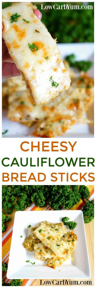 CAULIFLOWER BREAD BUNS RECIPES