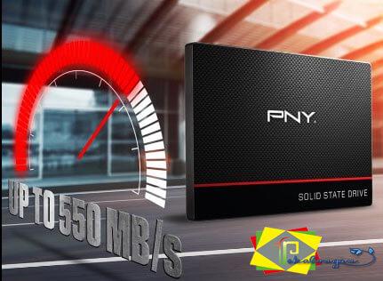 PNY Meluncurkan Solid-State Drive Terjangkau Tingkat Pemula SSD CS1311
