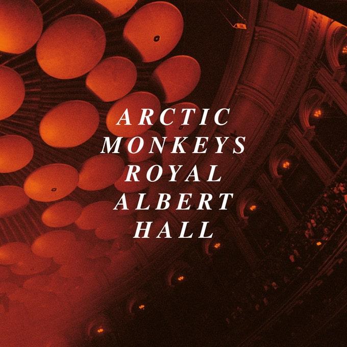 Arctic Monkeys Royal Albert Hall