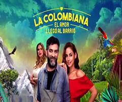 La colombiana Capítulo 1 - TVN