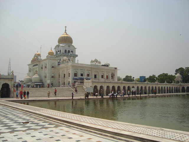 Historical Gurudwara Sikh Temple Bangla Sahib Delhi Wallpapers Photo & Pics