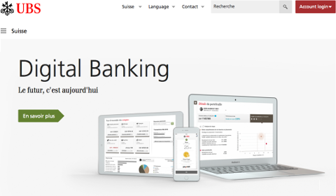 UBS Digital Banking