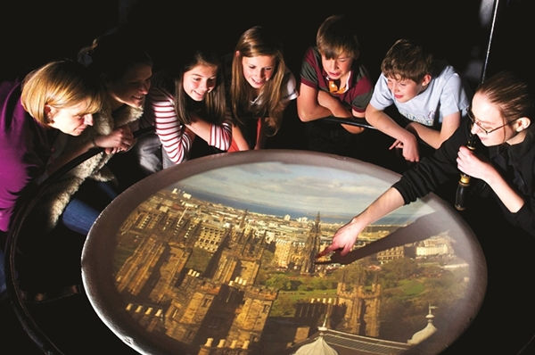 camera-obscura-show-Edinburgh-museum