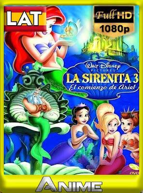 La Sirenita 3 El origen de La Sirenita (2008) HD [1080p] Latino [GoogleDrive] BerlinHD