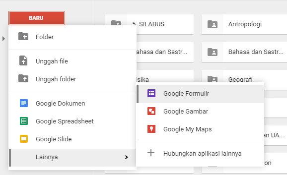 Cara Berbagi Link Google Formulir Didno76 Com