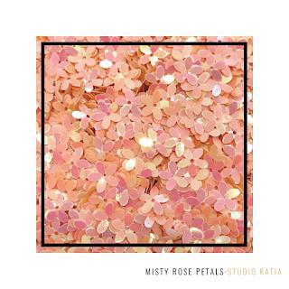 Misty Rose Petals