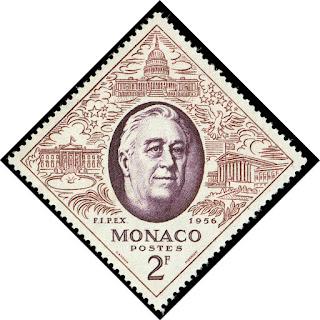 Monaco Franklin Roosevelt