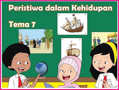 kunci jawaban tema 7 kelas 5