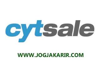 Loker Jogja Terbaru Di Cytsale Gmbh Co Kg Portal Info Lowongan Kerja Jogja Yogyakarta 2021
