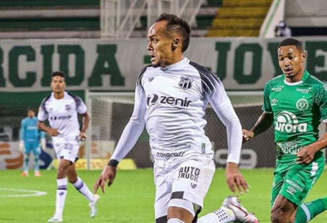 Deu empate entre Chapecoense e Ceará