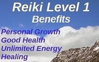 Reiki Level 1 Benefits