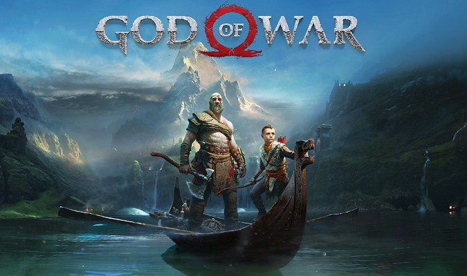 Game PS4 Terbaik Wajib Kamu Coba - God of War