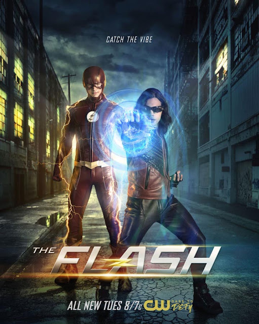 "cuarta temporada de ""THE FLASH"""