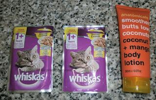 Disfrutabox: Whiskas, Anatomicals