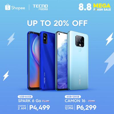 TECNO Mobile Sale