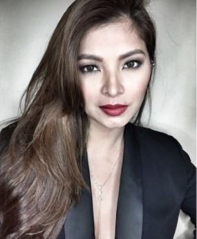 Fan Shared How Delighted She Is When She LEarned That Angel Locsin Was Using The Gift That She Gave Her