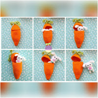 http://amigurumislandia.blogspot.com.ar/2019/08/amigurumi-zanahoria-sorpresa-amigurumi-food.html