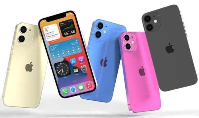مراجعة شاملة لايفون 12 iPhone و iPhone 12 mini | موقع عناكب