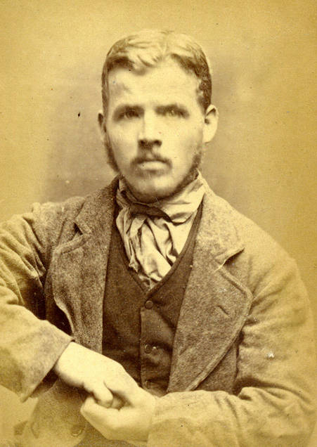 26 Astonishing Mugshots Of Criminals From The 1870s