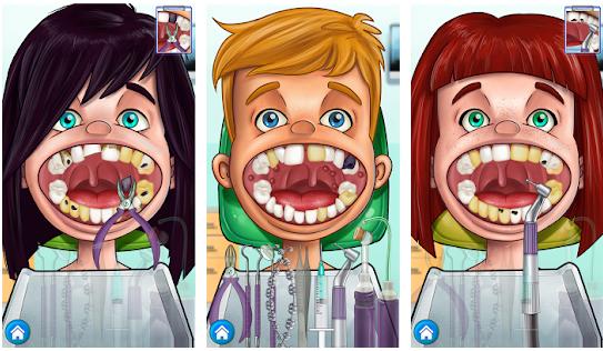 Game Dokter Gigi untuk Anak