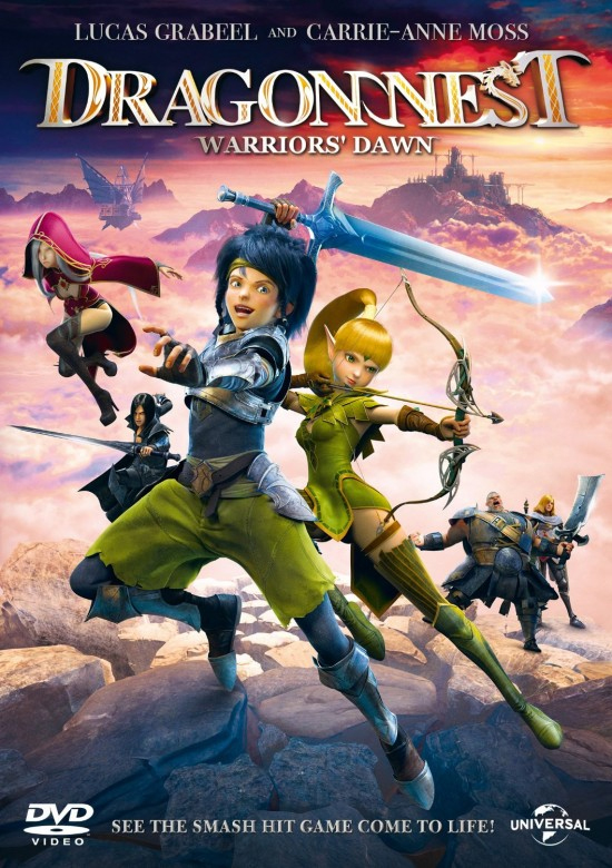 DRAGON NEST WARRIORS' DAWN (2014) อภิมหาศึกเกมล่ามังกร