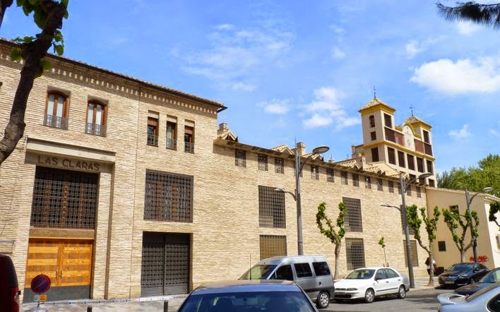 Convento-museo de Santa Clara, Murcia.